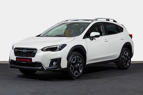Subaru XV Sport Premium 2,0i-ES Eye-Sight/DAB/Skinn/Keyless