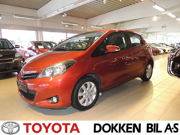 Toyota Yaris 1,4 D-4D Style  2012, 62283 km, kr 119000,-