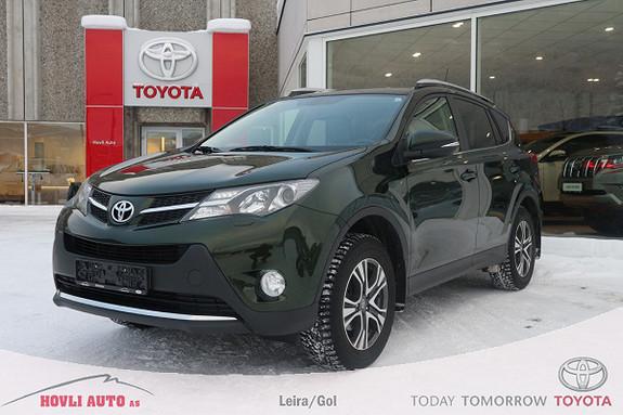Toyota RAV4 2,0 4WD Multidrive S Executive H.feste - DAB+ - Garanti  2013, 88100 km, kr 319900,-
