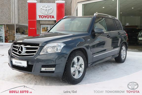 Mercedes-Benz GLK 220 CDI 4MATIC Avt H.feste //Parksensorer//Navi  2012, 130202 km, kr 299900,-