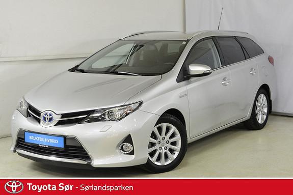 Toyota Auris Touring Sports 1,8 Hybrid Active+  2015, 52500 km, kr 219000,-