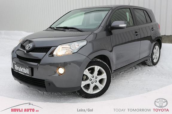 Toyota Urban Cruiser 1,4 D-4D Dynamic AWD // DAB+ // Motorvarmer // 1 eier  2014, 72500 km, kr 159900,-
