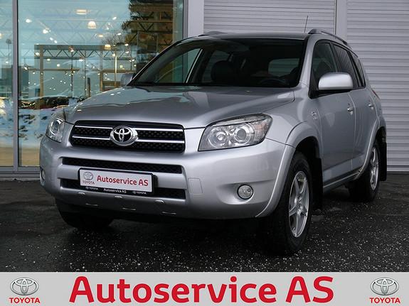 Toyota RAV4 2,2 D-4D 177hk X  2006, 153000 km, kr 139000,-