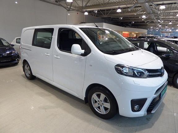 Toyota Proace 1,6 D 115 Comfort Medium L1H1  2016, 15330 km, kr 239000,-