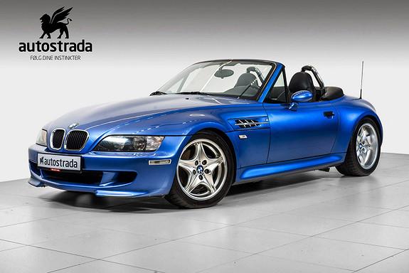 BMW Z3 3.2 M ROADSTER 3.2l 321hk!