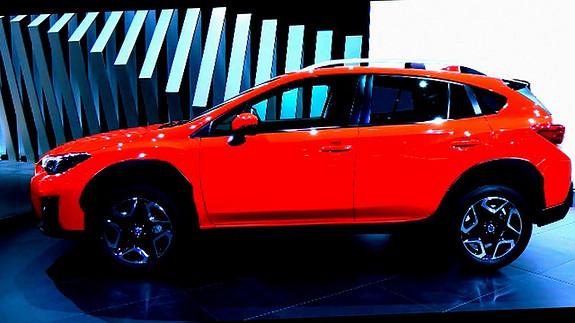 Subaru XV 2,0i-ES Sport Premium Eye-Sight/DAB/Skinn/Keyless