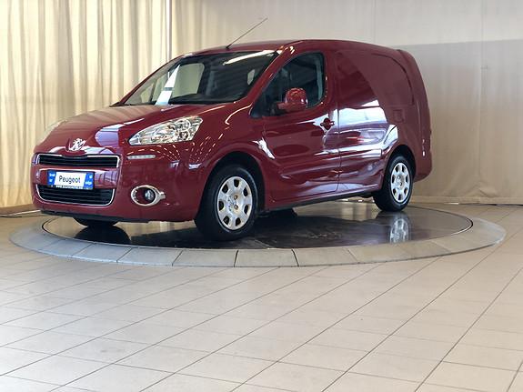 Peugeot Partner Mester 2.0 - 1,6 e-HDi 90hk L2  2015, 24000 km, kr 159000,-