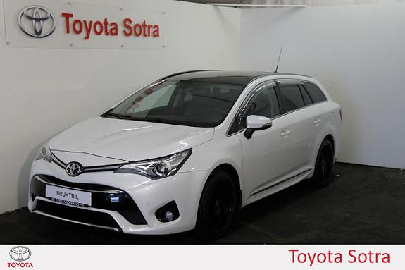 Toyota Avensis Touring Sports 1,8 Premium Multidrive 7S  2015, 63770 km, kr 289000,-