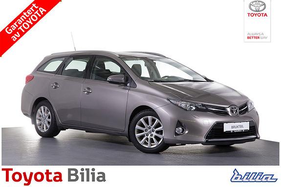 Toyota Auris Touring Sports 1,4 D-4D Active ,hengerfeste, navi  2014, 74918 km, kr 169000,-