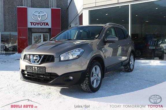 Nissan Qashqai +2 1,5 dCi DPF Tekna Motorvarmer//Garanti//Tectyl  2012, 90225 km, kr 179900,-