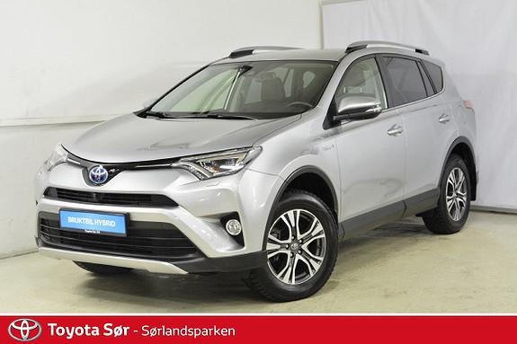 Toyota RAV4 Hybrid AWD Executive  2017, 15000 km, kr 465000,-
