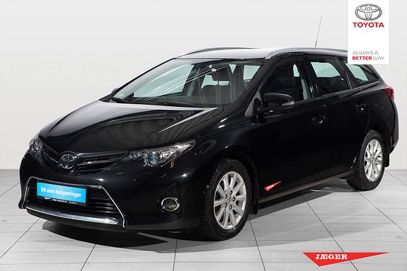 Toyota Auris 1,6 Valvematic Active aut Go navi Automatgir-Navigasjon  2014, 53816 km, kr 199000,-