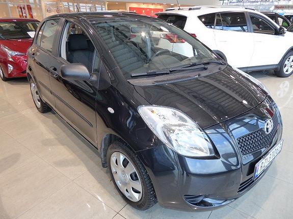 Toyota Yaris 1,0  2008, 36000 km, kr 79000,-