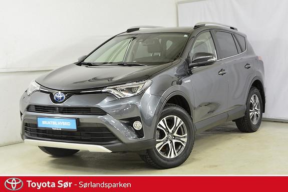 Toyota RAV4 Hybrid 4WD Executive  2016, 11000 km, kr 449000,-