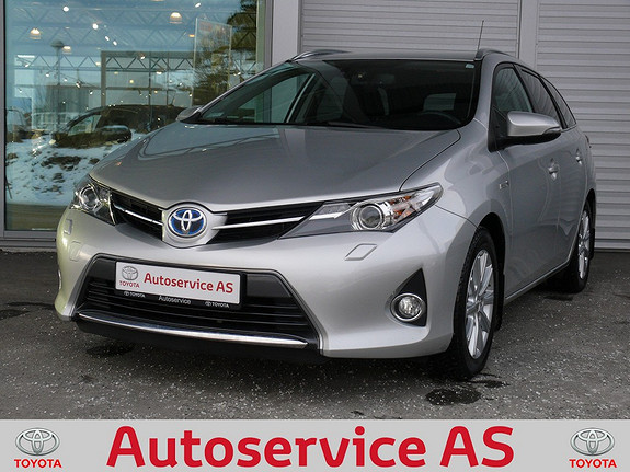 Toyota Auris Touring Sports 1,8 Hybrid Active+  2015, 46000 km, kr 229000,-