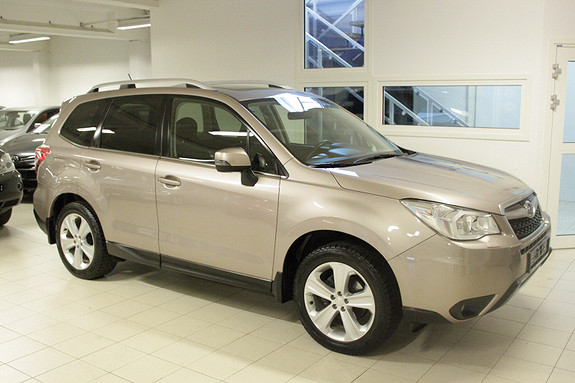 Subaru Forester 2.0i Premium Lineartronic  2014, 54 497 km, kr 319 000,-
