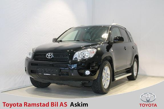 Toyota RAV4 2,2 D-4D 136hk DPF Executive  2007, 165000 km, kr 129000,-