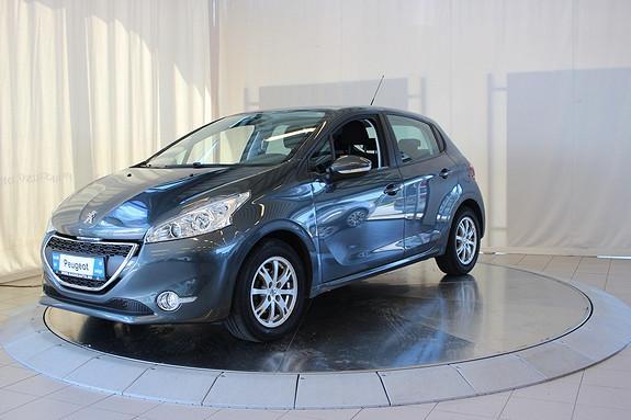 Peugeot 208 Active 1,4 HDi 68hk  2013, 32000 km, kr 109000,-