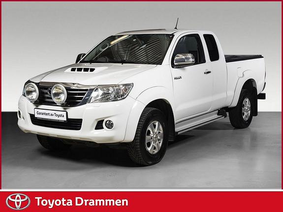Toyota HiLux D-4D 143hk X-Cab 4wd SR5  2013, 106050 km, kr 249000,-