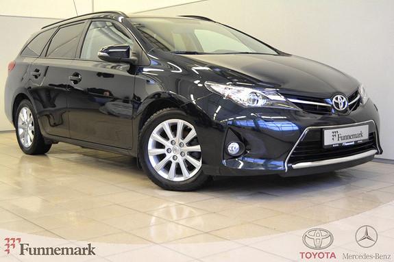 "Toyota Auris Touring Sports 1,4 D-4D Style -Toppmodell"" Xenon, dab,++  2015, 45000 km, kr 195000,-"