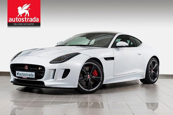 Jaguar F-TYPE R 550hk AWD / Rå bil / Må ses!  2016, 35000 km, kr 1199000,-