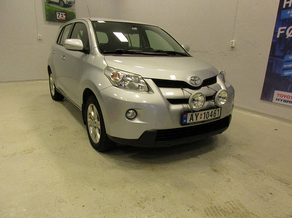 Toyota Urban Cruiser 1,4 d4d  2009, 122231 km, kr 84900,-