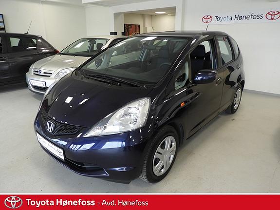 Honda Jazz 1,2 Comfort  2010, 133900 km, kr 79000,-
