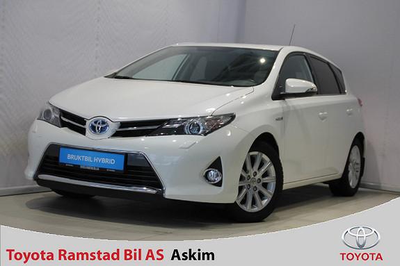 Toyota Auris 1,8 Hybrid E-CVT Active+  2015, 30800 km, kr 219000,-