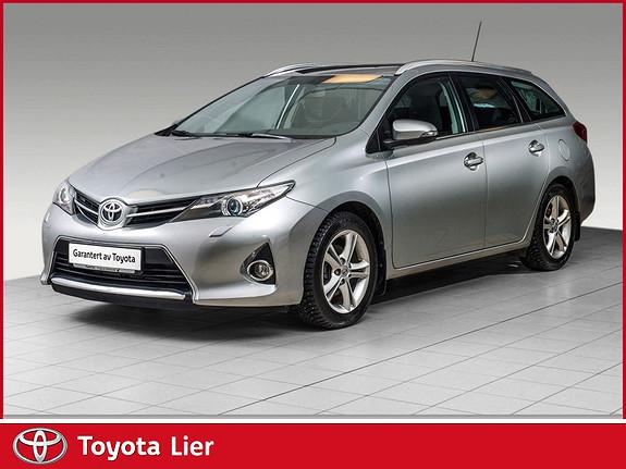 Toyota Auris Touring Sports 1,6 Mdrive Active BENSIN/ AUTOMAT. Navi  2014, 63400 km, kr 179000,-