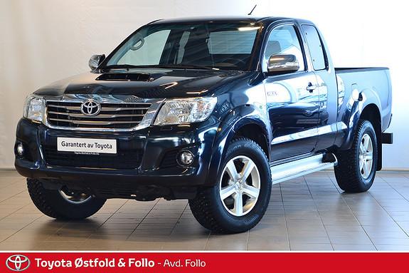 Toyota HiLux D-4D 144hk Extra Cab 4WD SR  2016, 48303 km, kr 299000,-