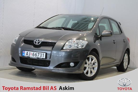 Toyota Auris 1,4 D-4D Sol Blue  2008, 135000 km, kr 69000,-
