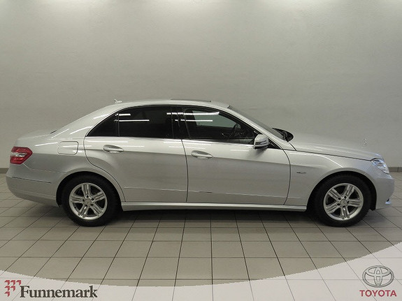 Mercedes-Benz E-Klasse E220 CDI Avantgarde 170hk Aut Navi Xenon Skinn m.m.  2009, 132000 km, kr 189000,-