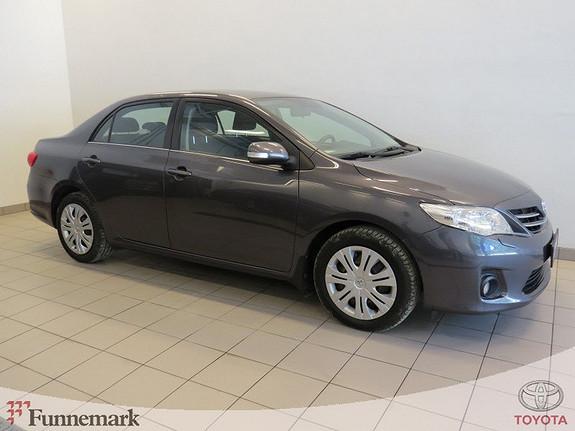 Toyota Corolla 1,4 D-4D Sol 90hk 6MT DPF 4-DØRS  2012, 114000 km, kr 109000,-