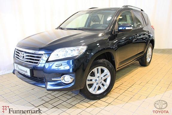 Toyota RAV4 2,0 VVT-i Vanguard Exec.M-drive S  2011, 86852 km, kr 229000,-