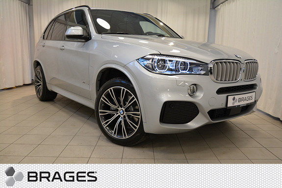 BMW X5 xDrive40e, NORSK MSPORT NIGHTVISION HEAD-UP KROK PANO++  2018, 2 250 km, kr 997 000,-