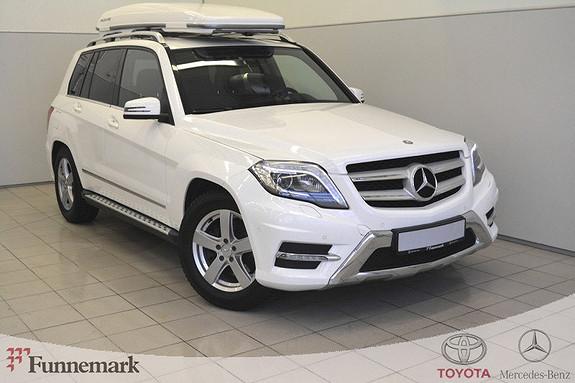 Mercedes-Benz GLK 220 CDI 4Matic aut. AMG//HF/ILS//DAB+//MEGET VELHOLDT  2013, 105000 km, kr 349000,-