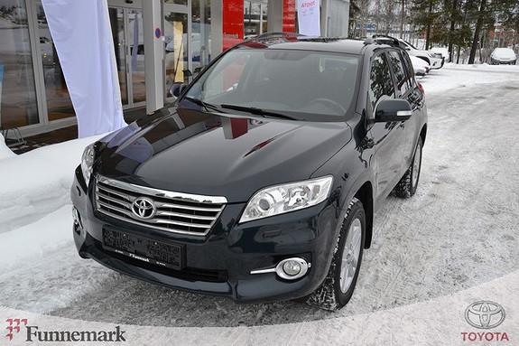 Toyota RAV4 2,0 VVT-i Vanguard Exec.M-drive S  2011, 63950 km, kr 229000,-