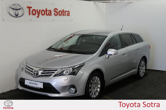 Toyota Avensis 1,8 147hk Advance Multidrive S  2013, 48000 km, kr 229000,-
