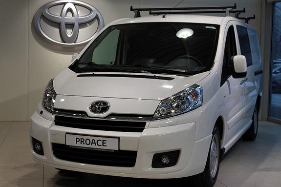 Toyota Proace 2.0D Lang 163Hk Automat  2015, 38731 km, kr 219000,-