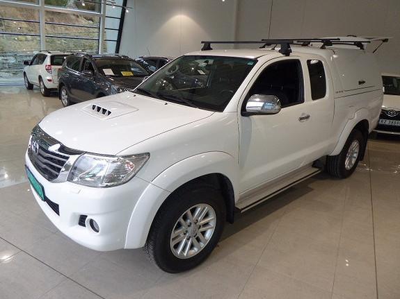 Toyota HiLux D-4D 144hk Extra Cab 4WD SR  2014, 83000 km, kr 269000,-