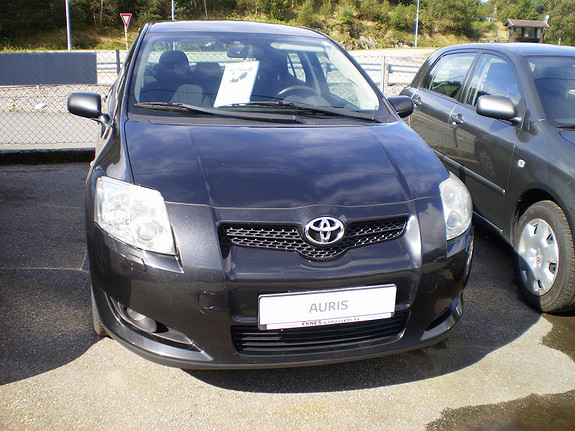 Toyota Auris Executive  2008, 102000 km, kr 103719,-