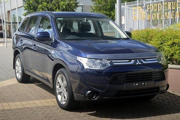 Mitsubishi Outlander Instyle+ ACC Skinn Navi  2013, 113500 km, kr 249000,-
