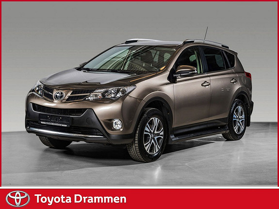 Toyota RAV4 2,0 4WD Executive  2013, 87020 km, kr 299000,-
