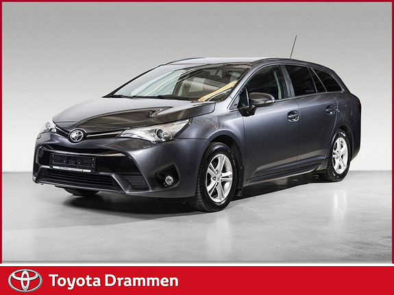 Toyota Avensis Touring Sports 1,8 Active M-drive 7S  2015, 44580 km, kr 264900,-