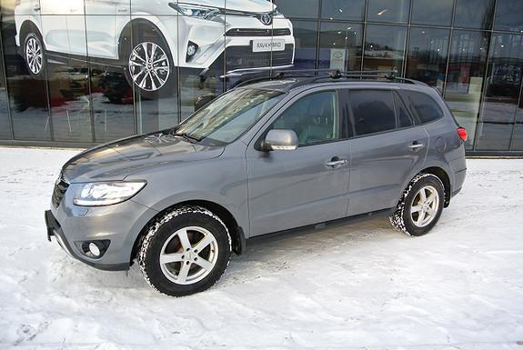 Hyundai Santa Fe 2,0 CRDi 150hk Premium 6MT  2012, 139000 km, kr 135000,-