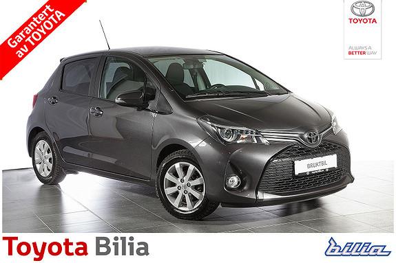 Toyota Yaris 1,33 Style  2015, 21820 km, kr 159900,-
