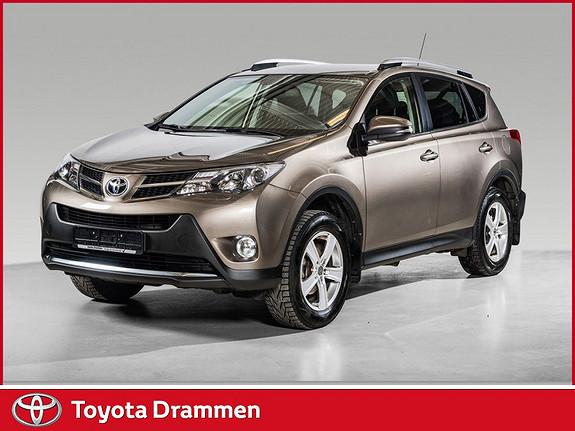 Toyota RAV4 2,0 4WD Multidrive S Active  2013, 82800 km, kr 289000,-