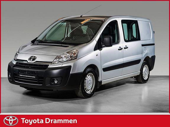 Toyota Proace 2,0 128hk L1H1  2014, 67200 km, kr 149000,-