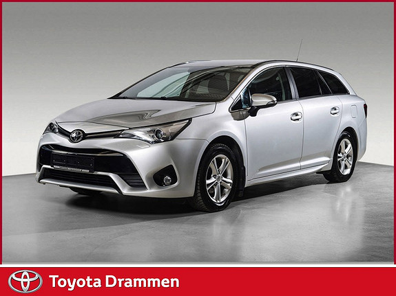 Toyota Avensis Touring Sports 1,8 Active M-drive 7S  2015, 53680 km, kr 264500,-