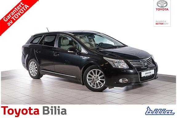 Toyota Avensis 2,2 D-CAT 150hk Premium aut.  2011, 108267 km, kr 199900,-